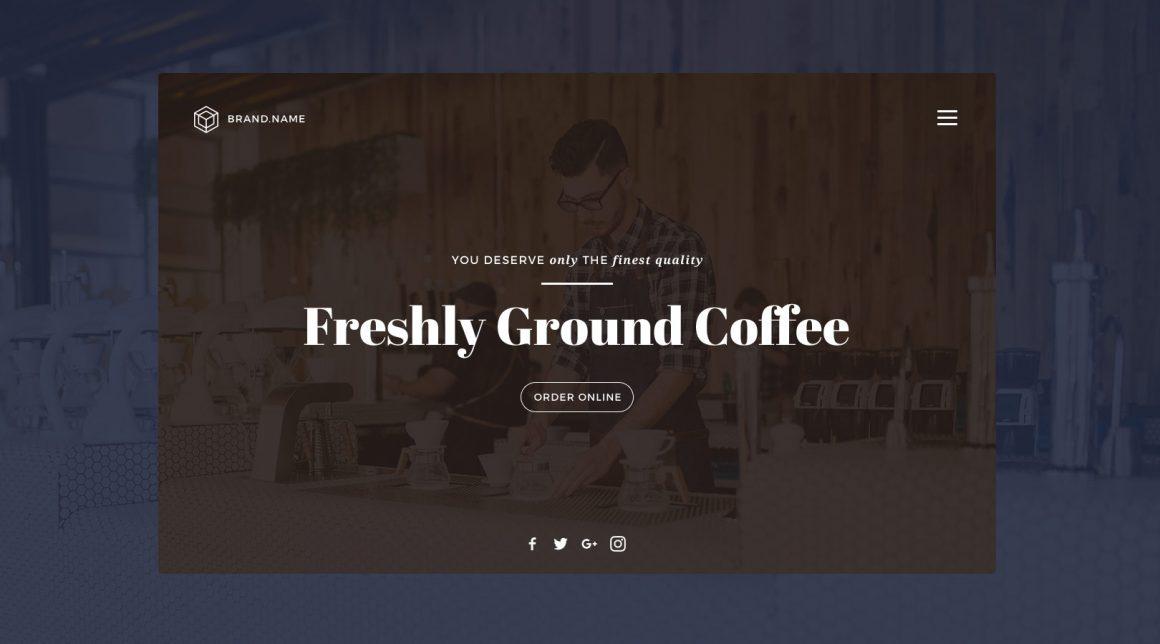 Identity & Website design